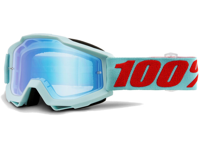 100% Accuri Anti Fog Mirror Goggles maldives